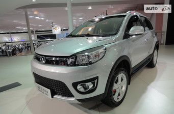 Great Wall М4 1.5i АМТ (97 л.с.) 4x2 Luxury 2017