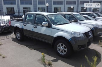 Great Wall Wingle 5 2.0D MT (150 л.с.) 4х4 Luxury 2015