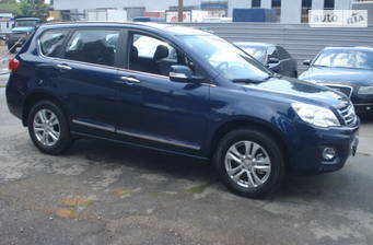 Great Wall Haval H6 2.4 AT (163 л.с.) 4x2 2014