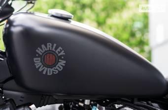 Harley-Davidson 883 Iron 2020