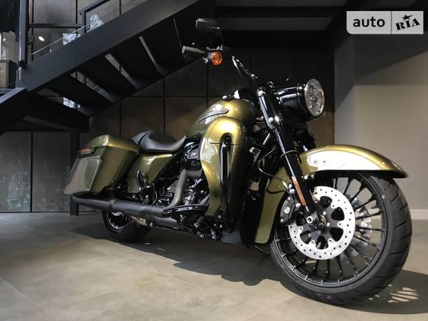 Harley-Davidson FLHRXS Standart+ABS