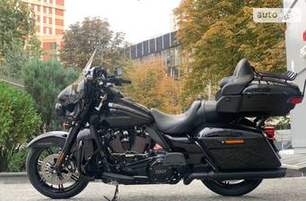 Harley-Davidson FLHTK Ultra Limited 1860 Black Option 2020
