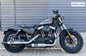 Harley-Davidson Forty-Eight 2020