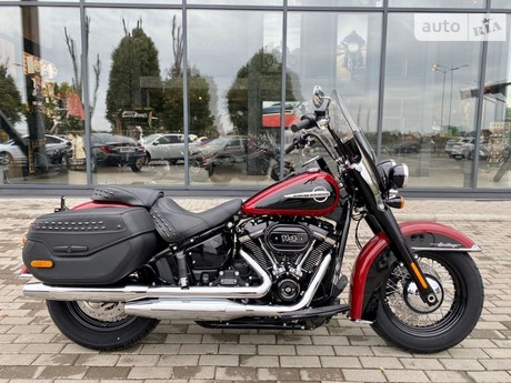 Harley-Davidson Heritage Classic 114 2020