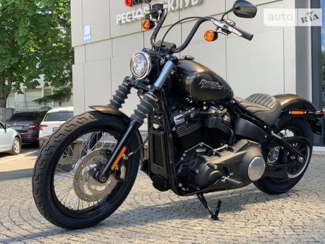 Harley-Davidson Street Bob 2020