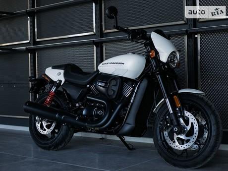 Harley-Davidson Street Rod 2018