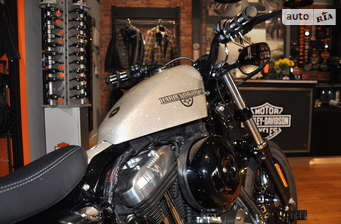 Harley-Davidson XL 1200X Sportster Forty-Eight Standart+ABS 2018