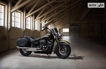 Harley-Davidson FLHCS Softail Heritage 114 2018