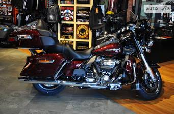 Harley-Davidson FLHTK Touring Electra Glide Ultra Limited 2018