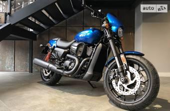 Harley-Davidson XG 750 Street&ROD 70 л.с. 2018
