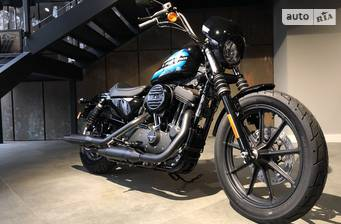 Harley-Davidson XL 1200NS Sportster Iron 1200S 2018