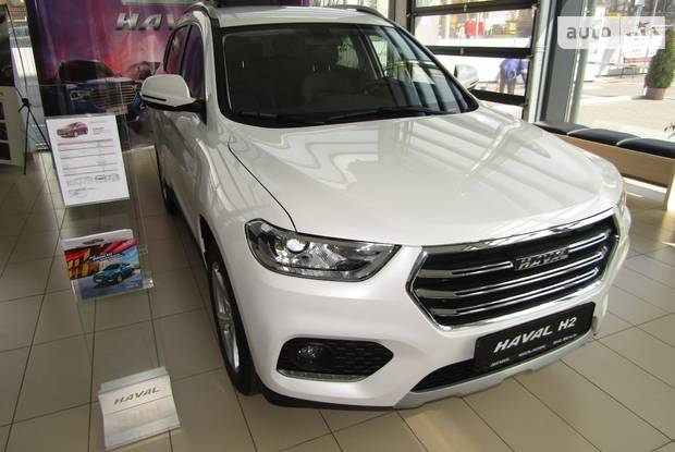 Haval H2 Intelligent