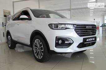 Haval H6 2.0i DCT (190 л.с.) 2020