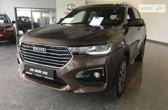 Haval H6 Intelligent 2019