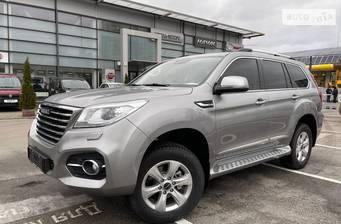 Haval H9 2.0 AT (245 л.с.) AWD 2020