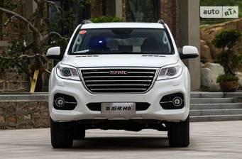 Haval H9 2.0D AT (190 л.с.) AWD 2018
