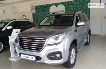 Haval H9 2.0 AT (245 л.с.) AWD 2018