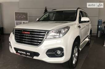 Haval H9 Dignity 2018