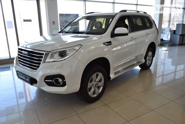 Haval H9 Dignity