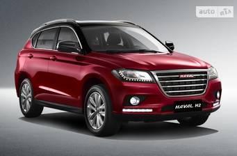 Haval H2 1.5 MT (143 л.с.) 4WD 2018