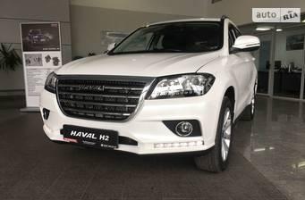 Haval H2 1.5 MT (143 л.с.) 4WD 2019