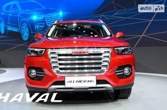 Haval H6 2.0i DCT (190 л.с.) 2018