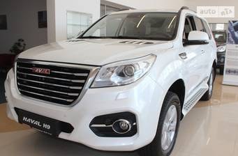 Haval H9 2.0D AT (190 л.с.) AWD 2019