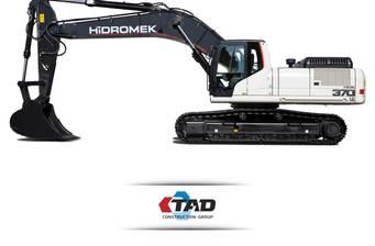 Hidromek HMK 370LC HD 2018