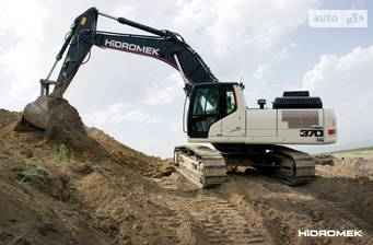 Hidromek HMK 370LC HD 2019