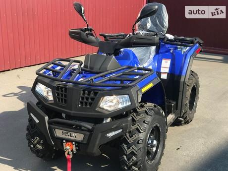 Hisun ATV 2021