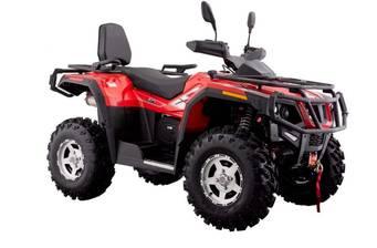 Hisun ATV 800 2018