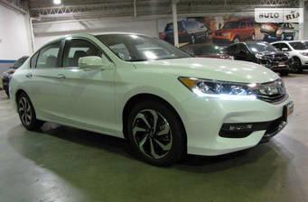 Honda Accord 2.4 AT (201 л.с.) 2016
