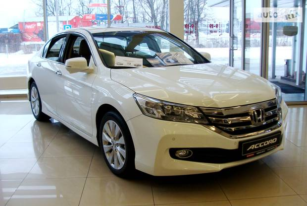 Honda Accord Executive