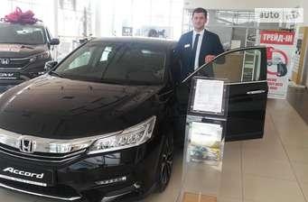 Honda Accord 2.4 CVT (188 л.с.) Executive 2017
