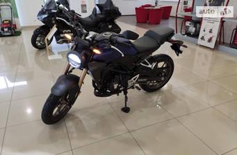 Honda CB 300F 2021