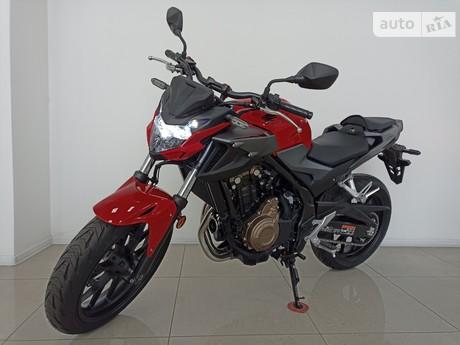 Honda CB 2021
