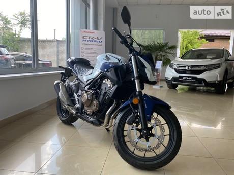 Honda CB 2019