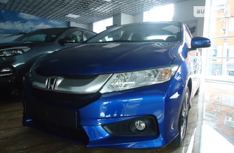 Honda City 1.5 CVT EX 2016