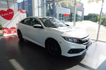 Honda Civic 1.6L i-VTEC CVT (125 л.с.) 2021