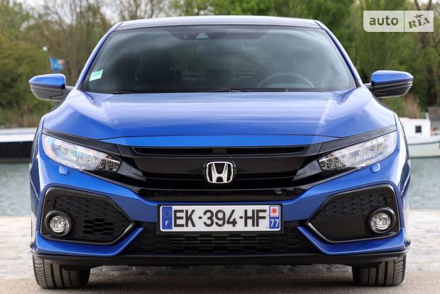 Honda Civic Sport Plus