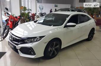 Honda Civic 1.0T VTEC CVT (129 л.с.) 2017