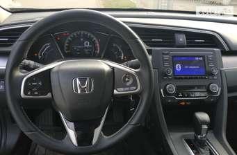 Honda Civic Elegance 2018