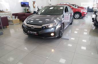 Honda Civic 1.6L i-VTEC CVT (125 л.с.) 2020