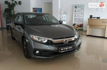Honda Civic 1.6 CVT (125 л.с.) 2020