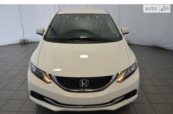 Honda Civic 1.6 AT (125 л.с.) Dream 2016