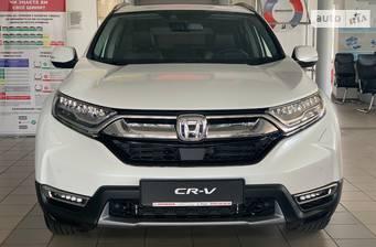 Honda CR-V 2.0 i-MMD Hybrid e-CVT (184 л.с.) 4WD 2021