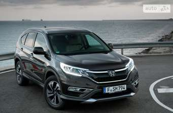 Honda CR-V 2.0 AT (155 л.с.) Elegance 2018