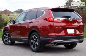 Honda CR-V 2.0 AT (155 л.с.) Premium 2017
