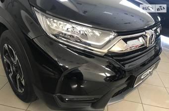 Honda CR-V 2.4 CVT (188 л.с.) 2018