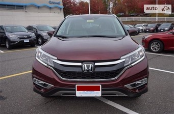 Honda CR-V 2.4 AT (190 л.с.) Executive Leather 2016
